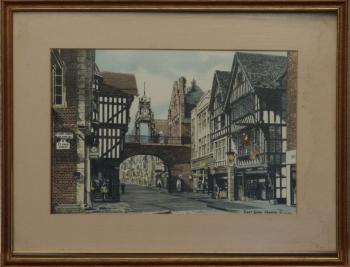 R. Stanley: East Gate Chester