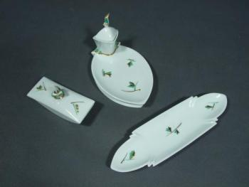 Kalamáø art deco Rosenthal K.Maiuer 3ks 1920 model