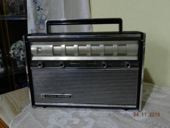 Rádio National Panasonic Model R-3000 1965