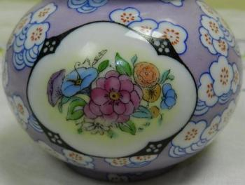 Dóza porcelánová Fraureuth Germany