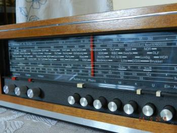 Rádio Saba Mainau F 1970 W. Germany