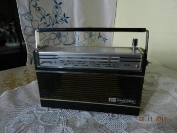 Rádio SCHAUB LORENZ TINY 3 Germany 1966