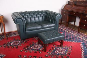 Sofa Chesterfield WADE. Kùže