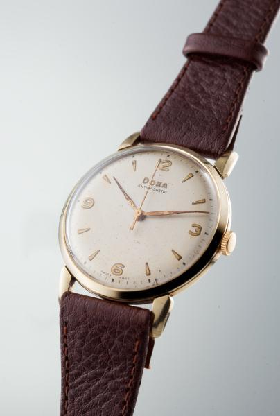 ad9331f3309 Starožitné zboží  Náramkové hodinky Doxa - Antik Praha