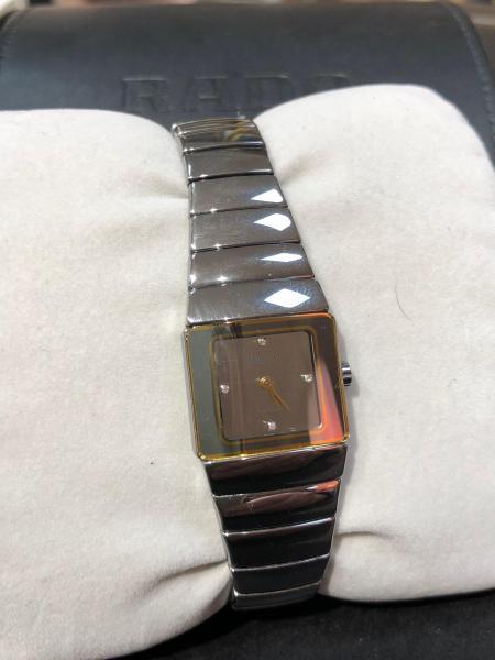 dd93e7316e5 Starožitné zboží  Náramkové hodinky Rado Jubile - Antik Praha